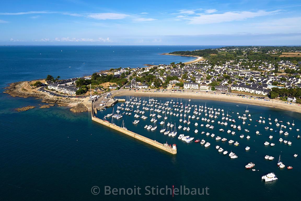 Benoit stichelbaut photographe france morbihan 56 presqu 39 ile de rhuys sarzeau port de - Port saint jacques morbihan ...