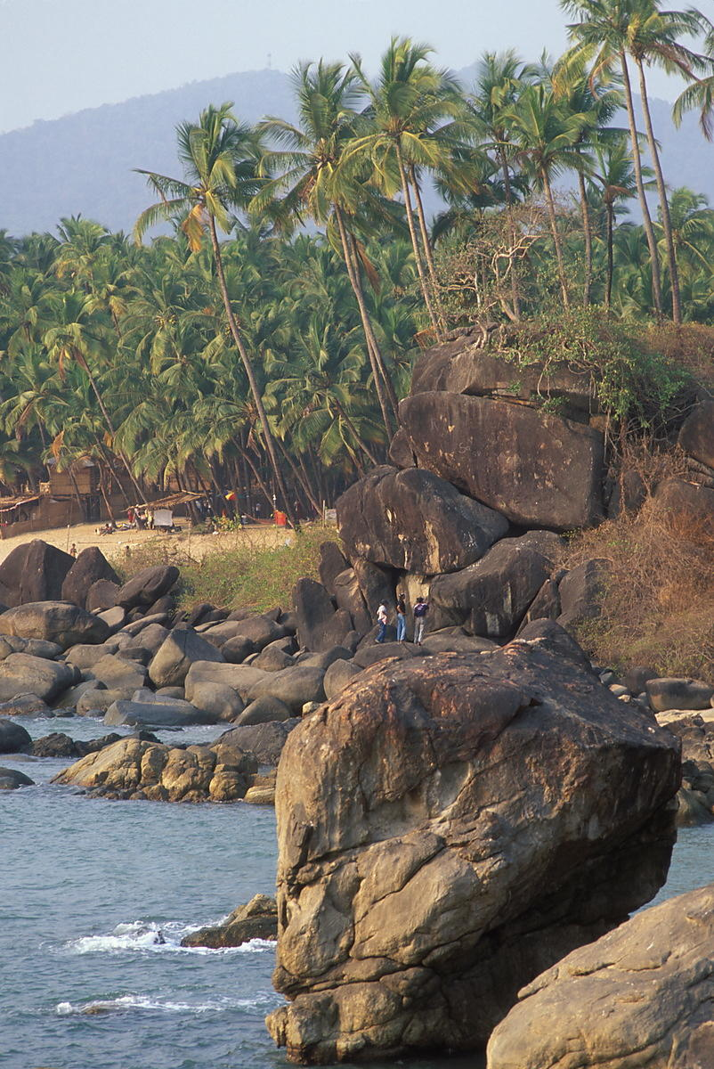 Palolem Beach