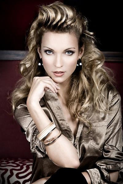 Beauty Cosmetics Lifestyle Portrait Jewellery Advertising