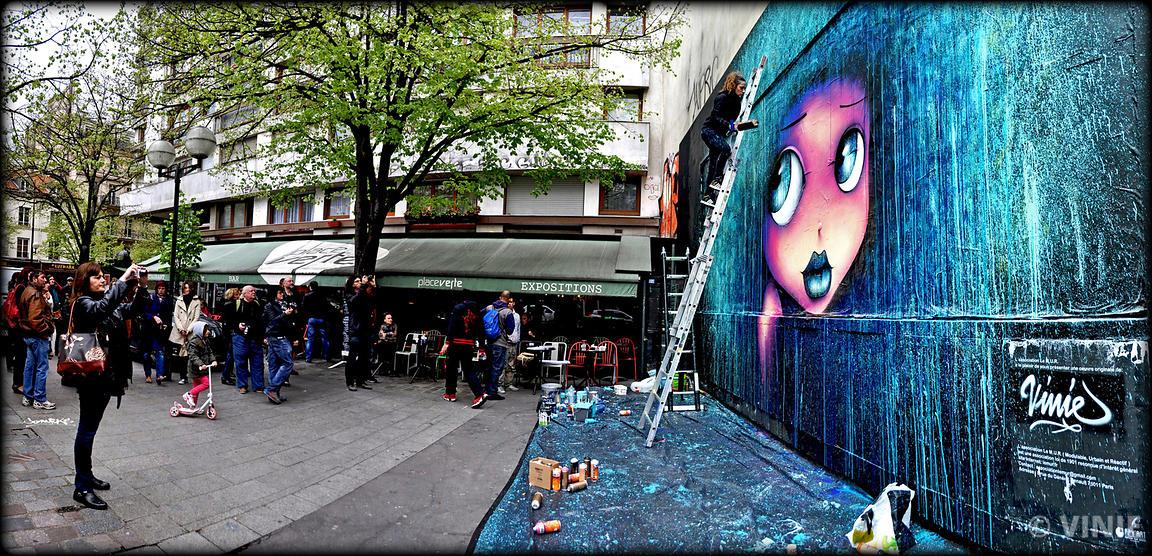 MUR OBERKAMPF - Pix by Jorge Marques :)