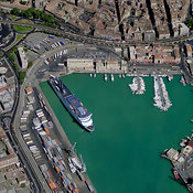 Catania aerial photos