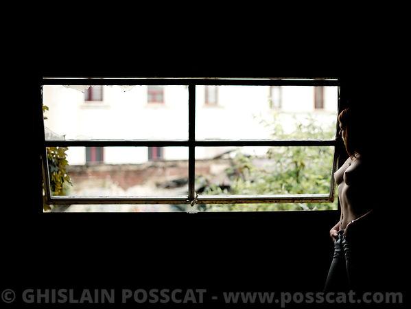 Nurbex : shooting photo de nu artistique et de photo erotique en urbex dans des lieux abandonnés