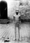 Chinese famine victim