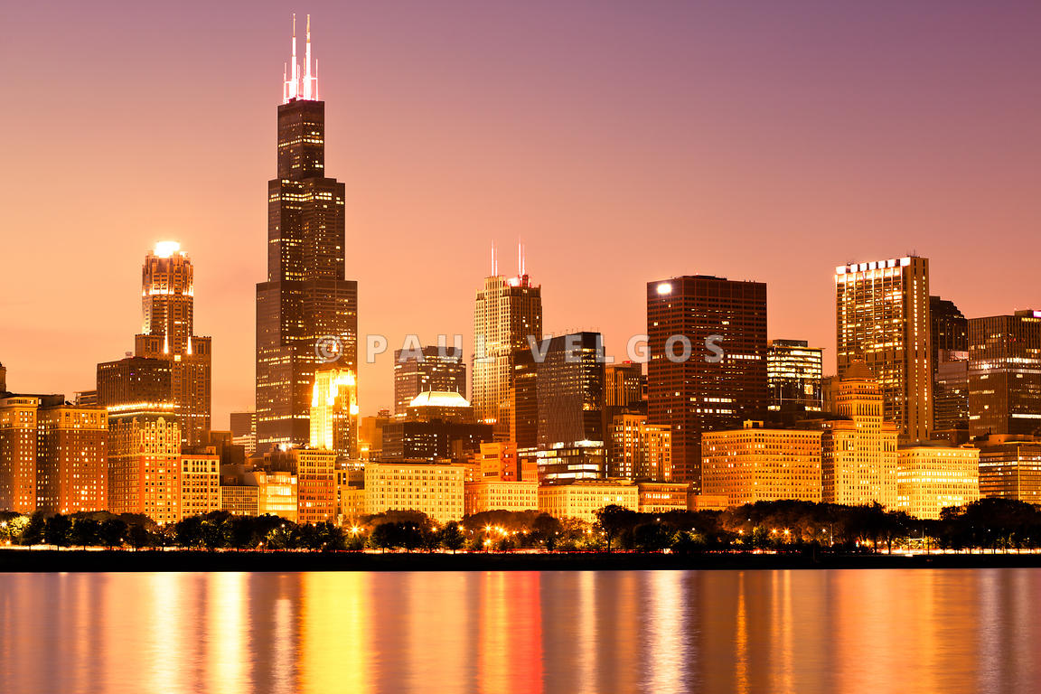 Images Chicago Skyline Photos High Resolution Stock Large Canvas Prints Metal Wall Art Pictures For Sale Professional Photography