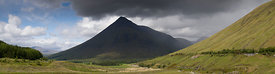 Beinn Dorain panorama