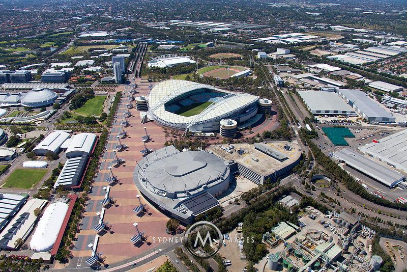 Sydney Aerial Photography