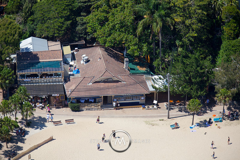 Le Kiosk Restaurant Shelly Beach