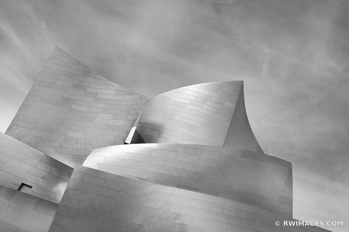 Photo print of walt disney concert hall contemporary for Buy fine art photography