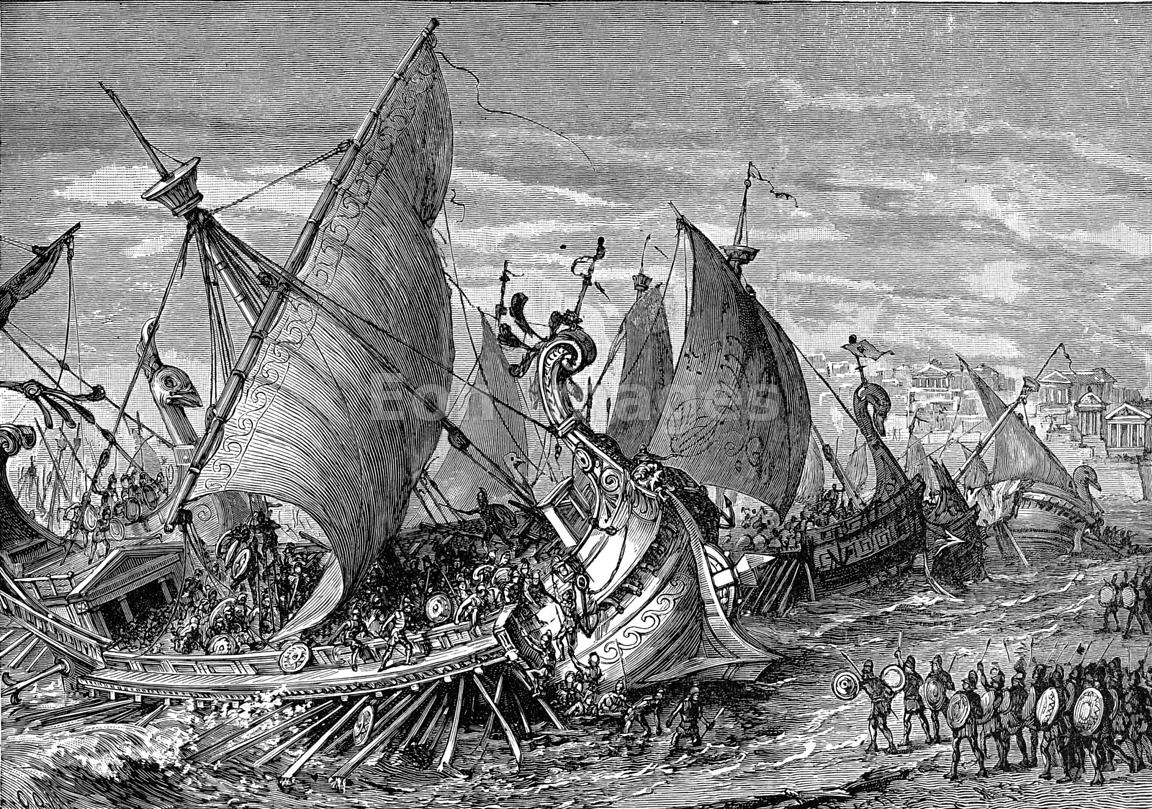 a history of the second athenians expedition and the siege of syracuse Start studying ancient greek history exam athens laid siege to the melians and took the sicilian expedition was an athenian military expedition to.