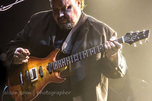 Steve Rothery Band: delightful!