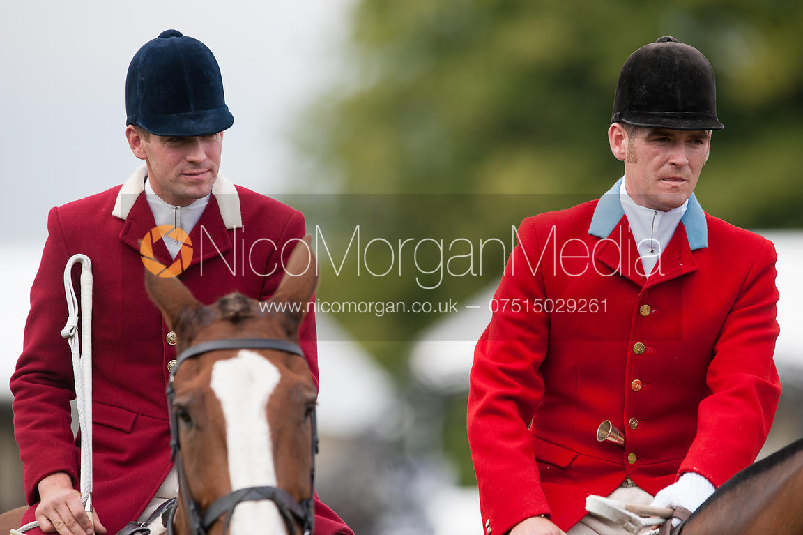 ... Land Rover Burghley Horse Trials, 2nd September 2012. | Nico Morgan