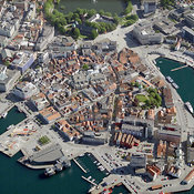 Stavanger aerial photos