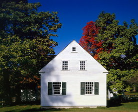 Shaker schoolhouse