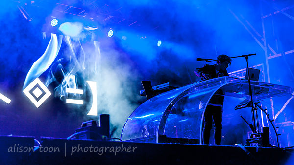 Hugely popular at TBDfest: Porter Robinson: synth-pop veering towards soundtrack… take a listen!