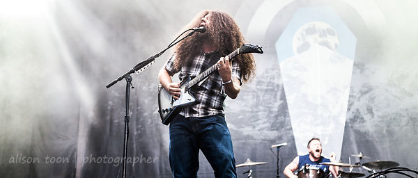 Coheed and Cambria, #Aftershock photo gallery