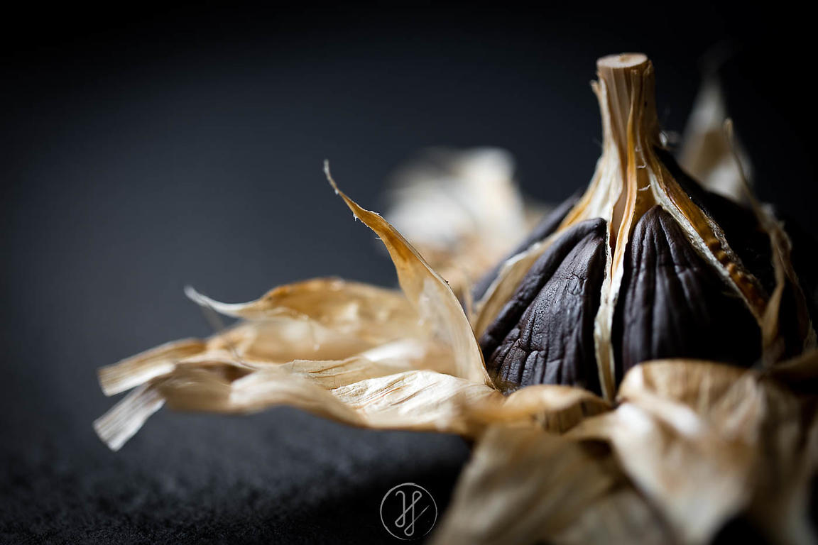 franck hamel photographe culinaire ail noir de aomori. Black Bedroom Furniture Sets. Home Design Ideas