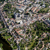 Limousin aerial photos