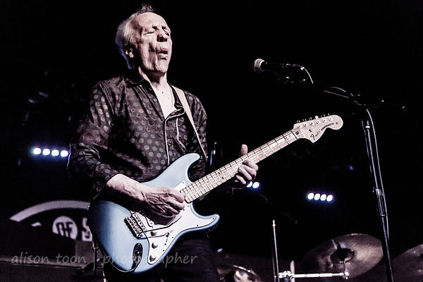Robin Trower, 70, Sacramento, Leicester, England, USA… a Strange Vine, California… and growing up, all over again