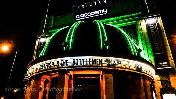 Catfish and the Bottlemen, Brixton O2 Academy, London
