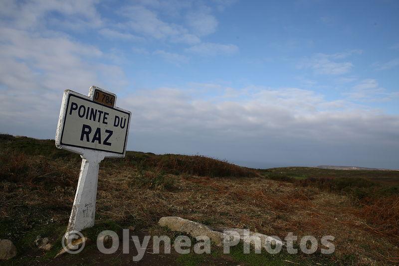 Olynea photos pointe de raz for Agence paysage bretagne