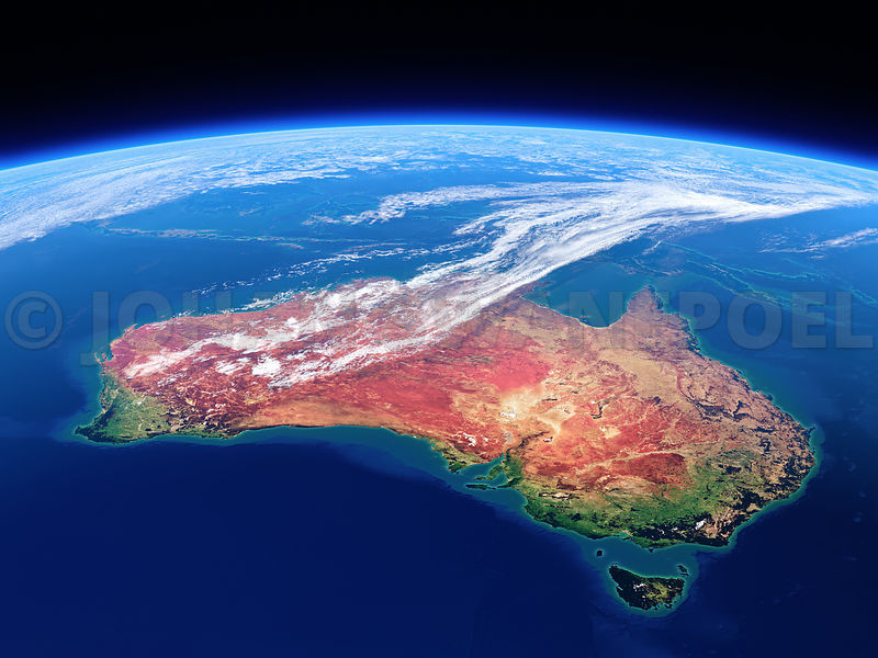 Johan swanepoel stock images and prints australia viewed for 3d map of outer space