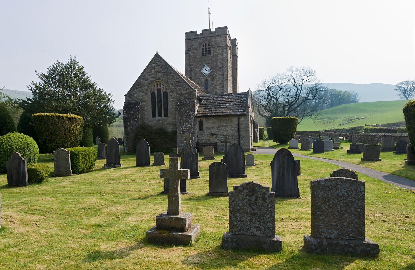 Barbon church