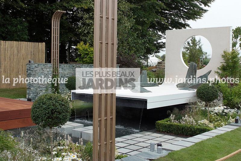la photothèque | LES PLUS BEAUX JARDINS | Jardin contemporain style ...