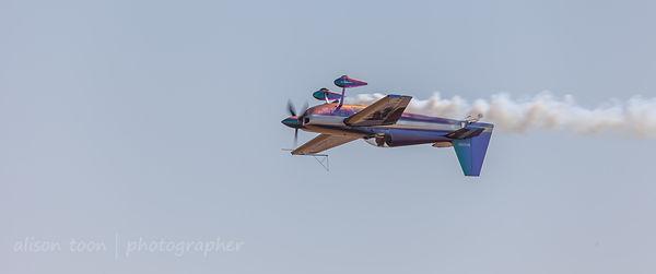 Bill Stein, aerobatics, Edge 540