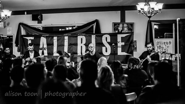 FallRise, acoustic evening, at the Back 9 in Citrus Heights