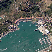 Le Grazie aerial photos