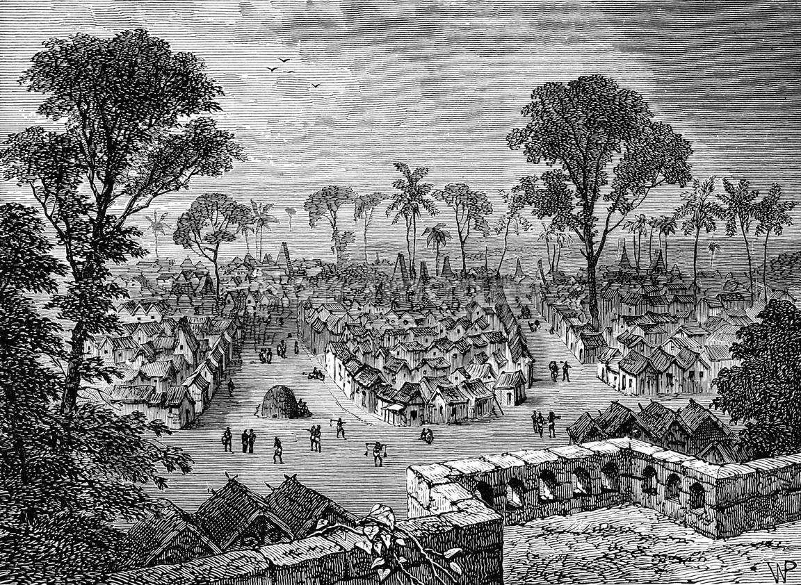 history of the ashanti kingdom In 1750 the asante empire was the largest and most powerful of the asante kingdom author.