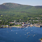 Bar Harbor, Mount Desert Island