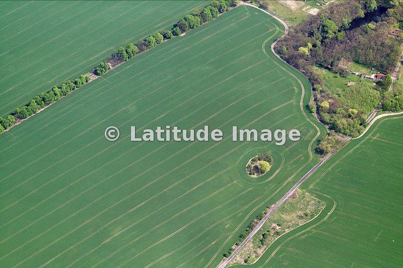 Latitude Image Brandenburg Aerial Photos