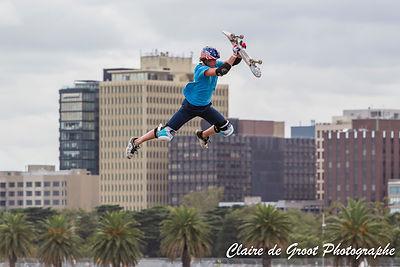 skateboardeur
