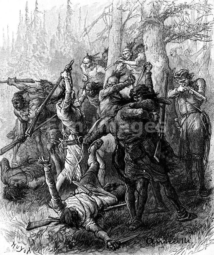 battle of tippecanoe The battle of tippecanoe occurred when an american army fought a shawnee-led indian confederacy the battle began with a limited visibility surprise attack by indian forces during the early morning hours (~4:00 am) on november 7, 1811.
