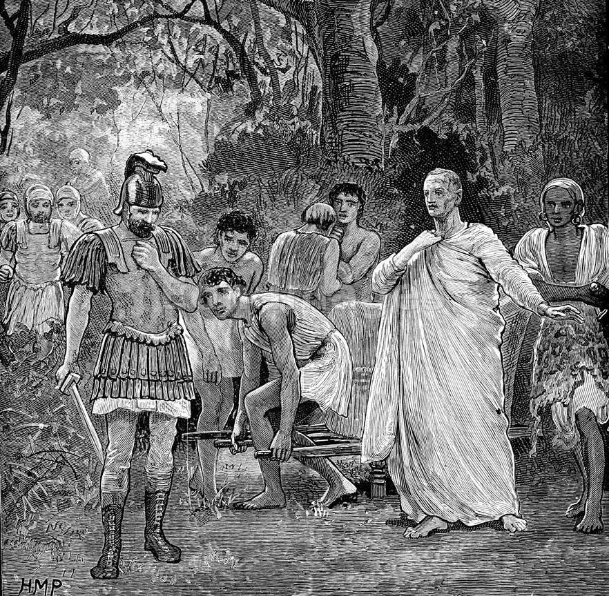 rhetoric in julius caesar