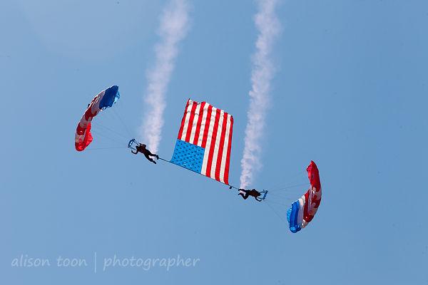 Patriot Parachute Team