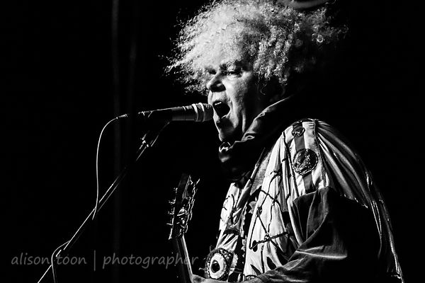 Buzz Osborne, vocals, Melvins
