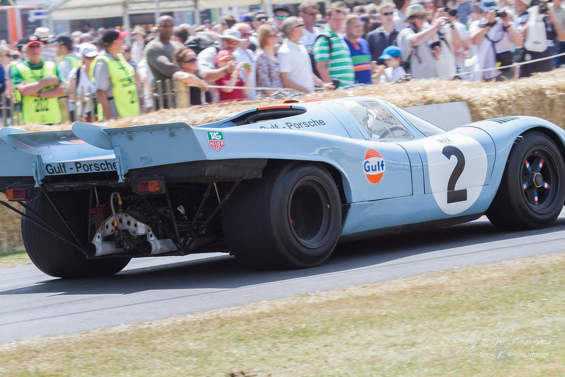 Skw Images Porsche 917k 4 5 Litre Flat 12 1970 Pedro Rodriguez S 1971 24 Hours Of Daytona
