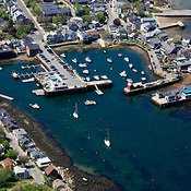 Rockport aerial photos