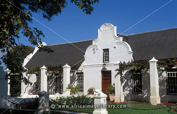 Photos And Pictures Of Vergenoegd Vineyard Manor House