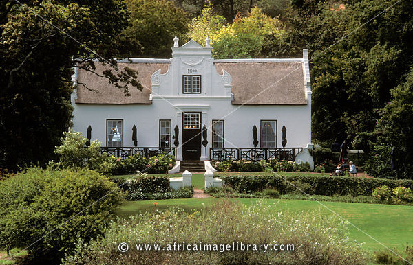 Architect Cape Dutch Cape Dutch Architecture