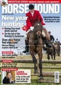Horse &amp; Hound cover, 4th January 2013 - Nicholas Leeming MFH 