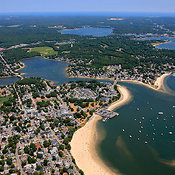 Wareham aerial photos