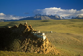 Chiu Gompa Mt Kailash