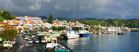 Horta. Faial, Azores islands