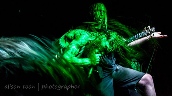 Photo gallery: Battlecross, on tour with Soulfly, at the Boardwalk, Orangevale