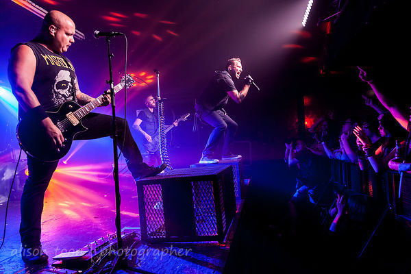 Thousand Foot Krutch at the Boardwalk: photos!