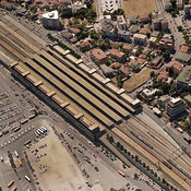 Pescara Railway Station