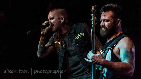 Memphis May Fire photo gallery added